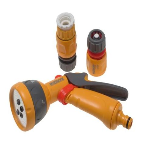 Multi-Pattern Spray Gun (5 Pattern)