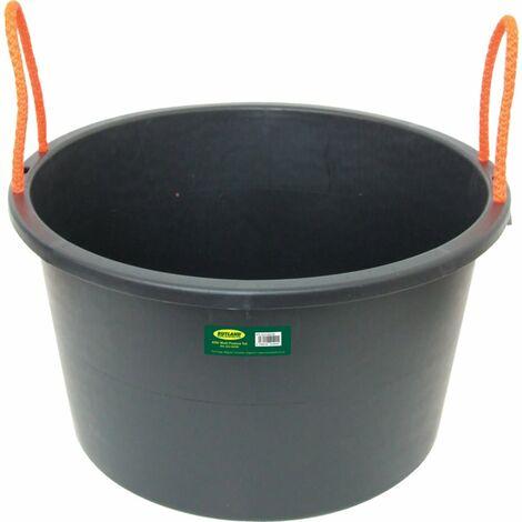 Multi Purpose Black Tubs