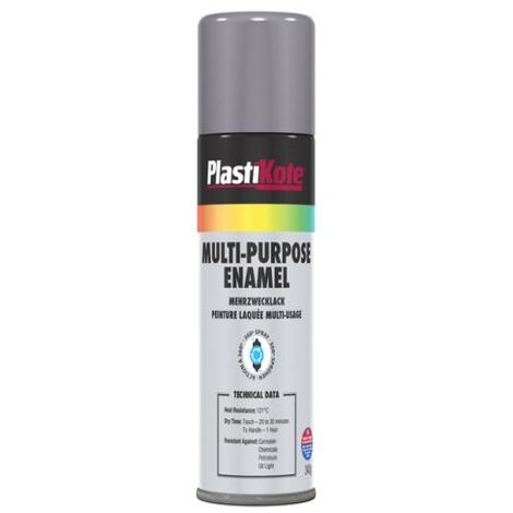 Multi-Purpose Enamel Aerosol Paints - 400ml