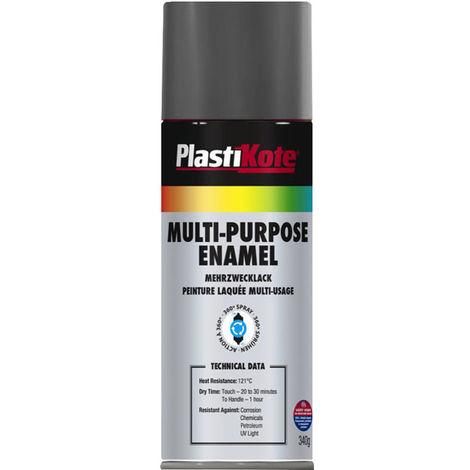 Multi-Purpose Enamel Aerosol Paints - 400ml