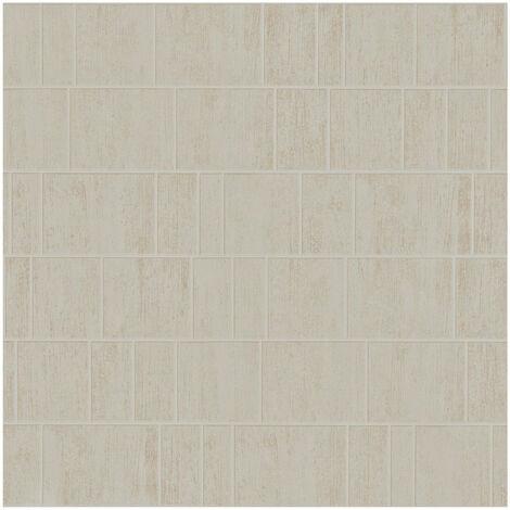 Multi Tile Polar White Wall Panel 1000x2400x10mm
