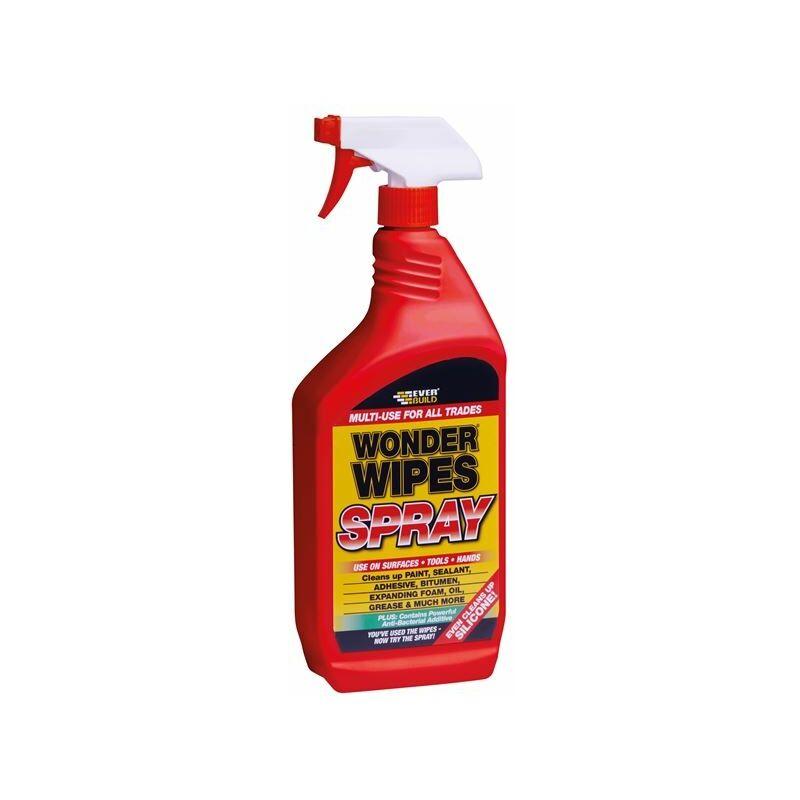 Image of Multi-Use Wonder Wipes Spray 1 litre (EVBWIPESPRAY)