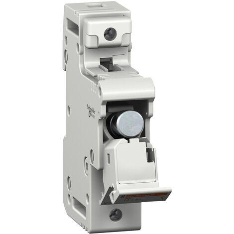 Multi9 SBI - porte-fusible - 1P+N - 50A - pour fusible 14x51mm - MGN15709