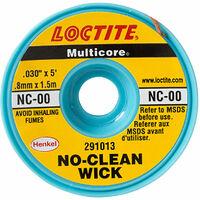 Multicore Loctite 291013 NC-OO Solder Wick 0.8mm x 1.5m