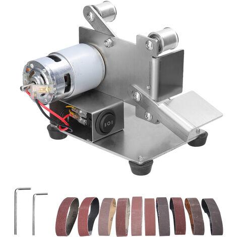 Multifonction Moulin Mini Electrique Ponceuse Bricolage Polissage Machine De Meulage Cutter Edges Sharpener, Type 1