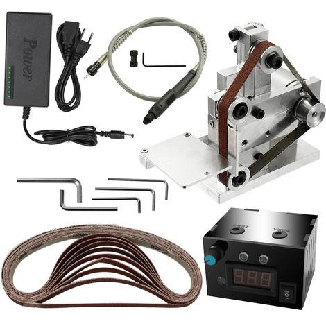 Multifonction Moulin Mini electrique Ponceuse Bricolage Polissage Machine De Meulage Cutter Edges Sharpener, Type 4
