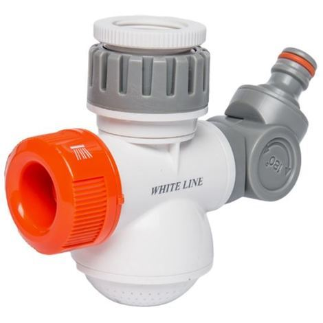 Multifunction Tap Adapter For Garden Watering with Shower for Tools Cleaning