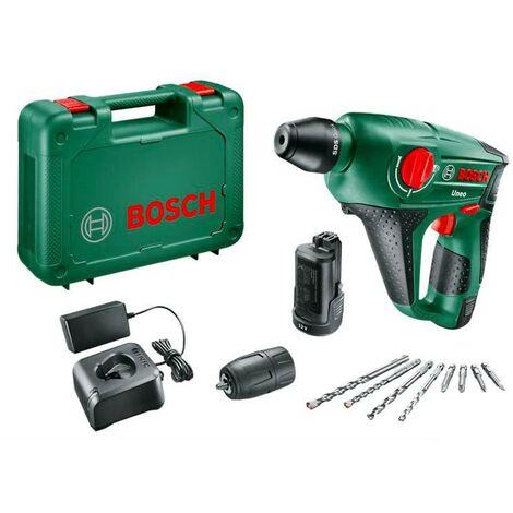 Multiherramienta 3 En 1 Uneo Bosch 2 baterías