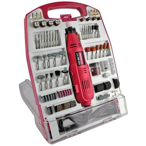 Multiherramienta precisión yamato con maletin y 233 accesorios