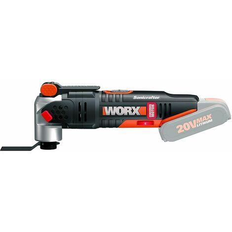 Multiherramienta Sonicrafter Brushless (sin escobillas) 20V Worx