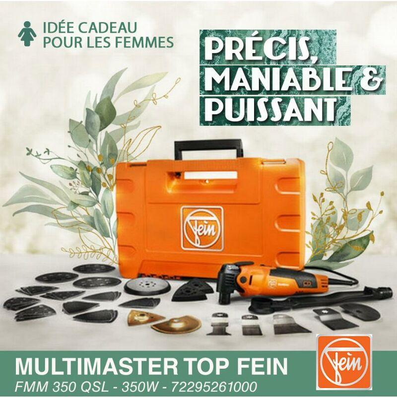 Multimaster Top FEIN FMM 350 QSL - 350W - 72295261000