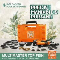 Multimaster Top FEIN FMM 350 QSL - 350W - 72295261000