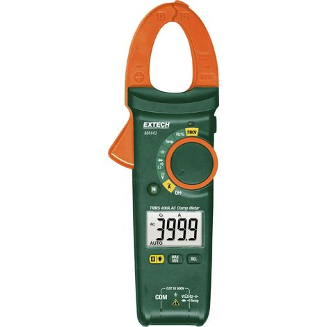 Multimètre à pince ampèremétrique AC MA443 S600891