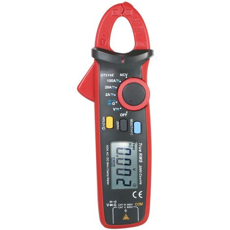 Multimetre A Pince Ut210E, Retroeclairage, Uni-T