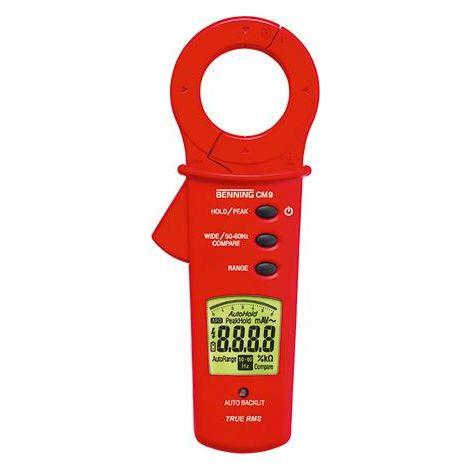 Multimètre-ampèremètre numérique CM 9 BENNING 1 PCS