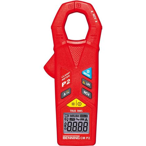 Multimètre-ampèremètre numérique CM P2 BENNING 1 PCS
