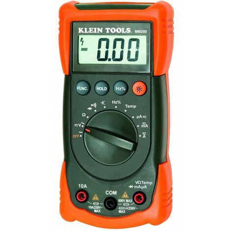 Multimètre automatique MM400