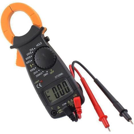 Multimètre avec pince ampèremetrique DT3266L