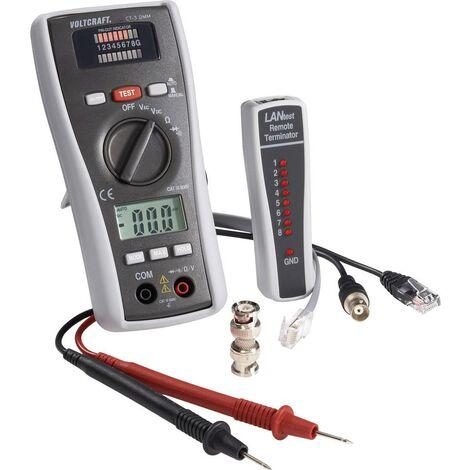 Multimètre avec testeur de câbles CT-3 DMM