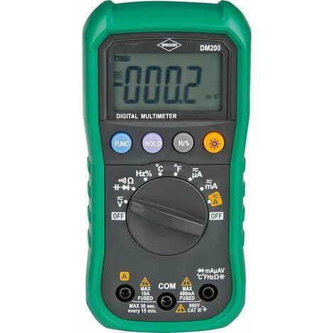 Multimetre Brigon DM200