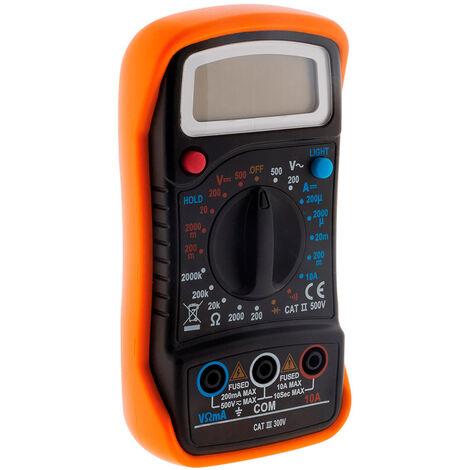 Multimètre digital 300V CAT III - Zenitech