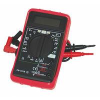 Multimètre digital, tension maximum 250V - AUTOBEST