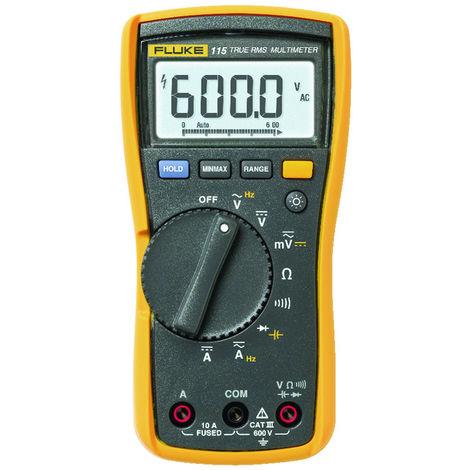 Multimètre Fluke-115 6000 points TRMS capacité fréquence