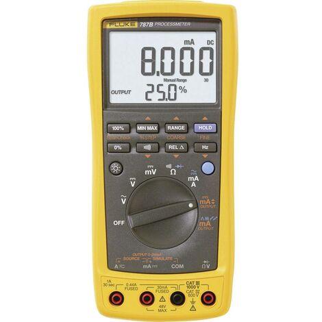 Multimètre Fluke 4777186 numérique Etalonnage: dusine (sans certificat)