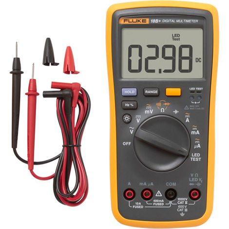 Multimetre Fluke F18B +, 4000 Comptes