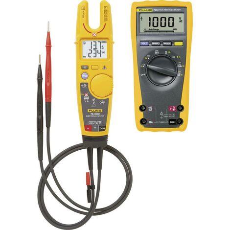 Multimètre Fluke Fluke DMM 175 - Fluke T6-1000/EU 5014356 numérique CAT III 1000 V, CAT IV 600 V Affichage (nombre de points): 6000 1 pc(s)