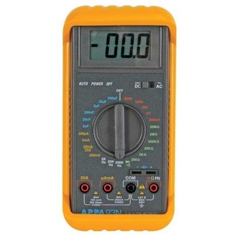 Multimètre Industriel Solide Appa® 93N
