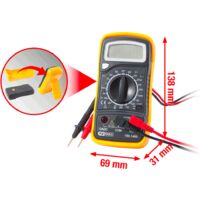 Multimètre KS Tools (150.1495)