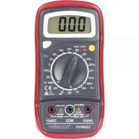 Multimètre LCD 3 1/2 digits Velleman DVM852
