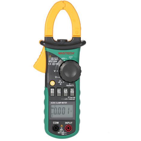 Multimetre Numerique A Pince Ms2108A, Mastech