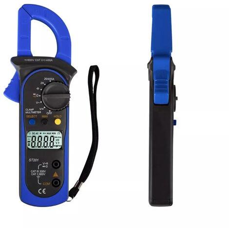 Multimetre Numerique A Pince St201, 4000 Mesures, Aneng