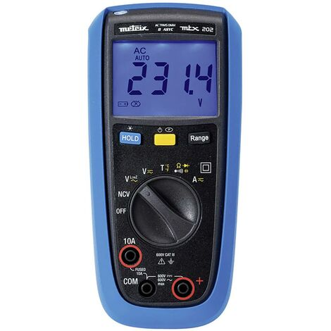 Multimètre numérique AC TRMS MTX202-Z S028581