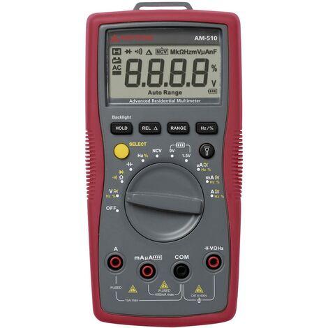 Multimètre numérique AM-510-EUR Q79082
