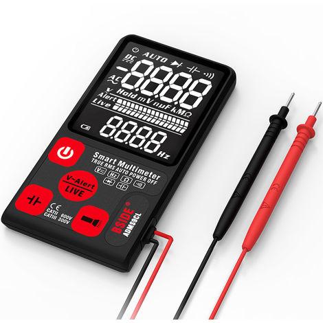 Multimetre Numerique Automatique Intelligent Adms9Cl, 9999 Comptes