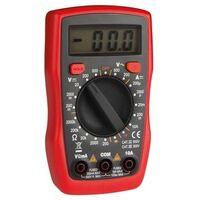 Multimètre Numérique - Cat. Ii 600 V / Cat Iii 300 V - 10A