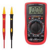 Multimetre numerique - cat. iii 600 v / cat iv 300 v - 1999 points