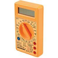 Multimètre numérique - CC et CA