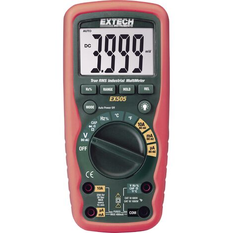 Multimètre numérique EX505 Q55028