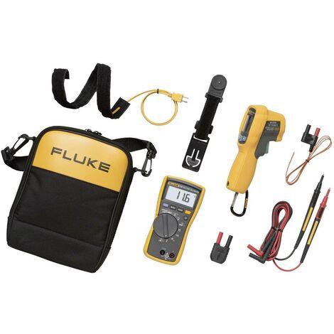 Multimètre numérique Fluke 116/62 MAX+ CAT III 600 V Affichage (nombre de points):6000 S34782