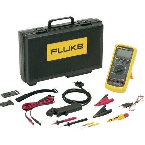 Multimètre numérique Fluke 2117440 fonction de mesure pour auto CAT III 1000 V, CAT IV 600 V Affichage (nombre de points):19999 Y456061