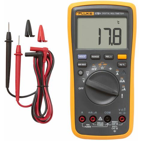 Multimetre numerique Fluke (FLUKE) F17B + AC mesurable sans batterie