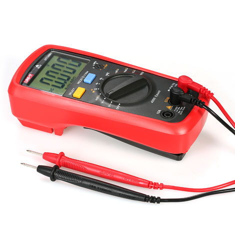 Multimetre Numerique Lcd Uni-T Ut136B +