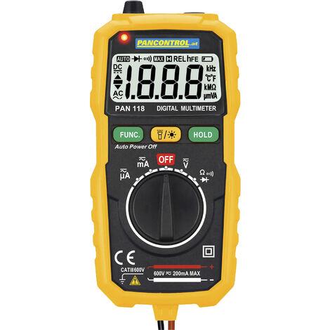 Multimètre numérique Pancontrol 600Pancontrol