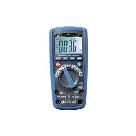 Multimètre numérique Prof TRMS - Déclenchement automatique