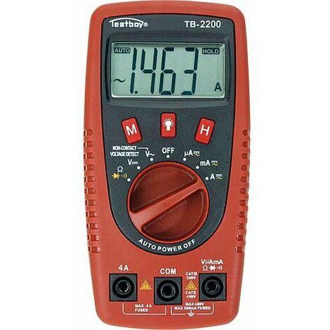 Multimetre numerique Testboy 2200 0-400 AC/DC