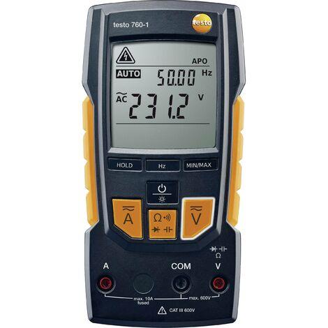 Multimètre numérique testo 760-1 W280641